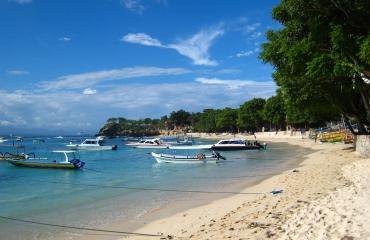 Duikers vermist bij Bali