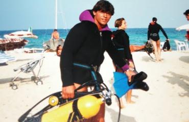 Jackie Oomen - Heerlijk rustig duikje