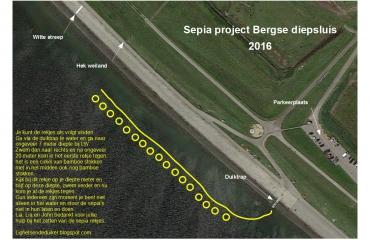 John Landa - Sepiaproject Bergse Diepsluis 2016
