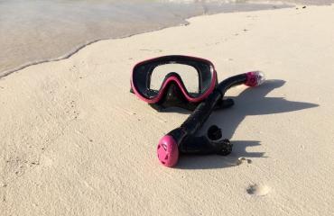 Draag je een snorkel links of rechts?