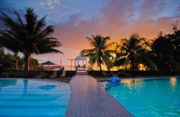 Thalassa Dive Resort geeft presentatie
