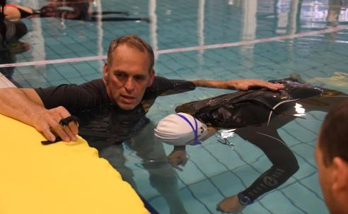 Minicompetitie Freediving