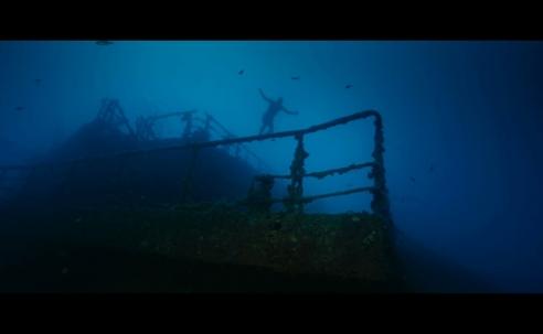 In beeld: Freediven op de Haven