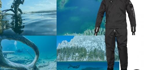 Gratis onderpak bij Aqua-Trek I van Bare