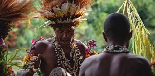 Papoea Nieuw Guinea - voor de avontuurlijke duiker