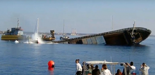 Twee nieuwe wrakken afgezonken bij Cyprus