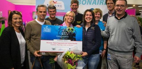 Gwenny Leurs wint Reportagewedstrijd