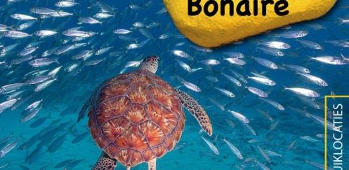 De nieuwe Duikgids Bonaire - een must have voor duikers én snorkelaars