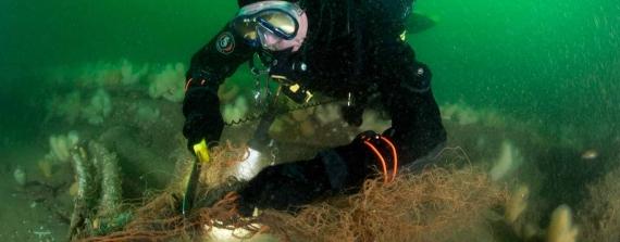 Expeditie Duik de Noordzee schoon is succes