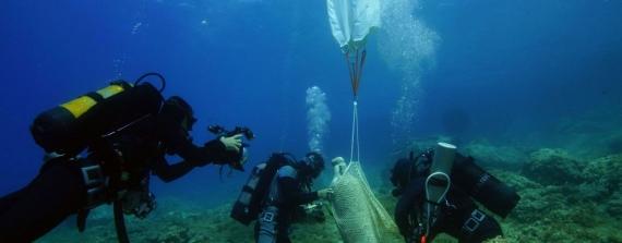 Acht oude scheepswrakken ontdekt aan Griekse kust