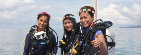 Women's Dive Day 2017