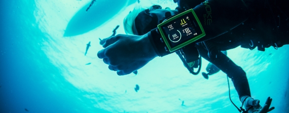 Test: Suunto EON Core duikcomputer