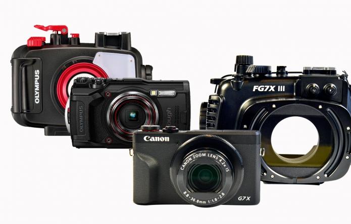 Canon G7x MIII en Olympus Tough-TG-6 - wat zijn de verschillen?