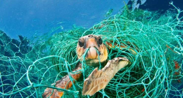 Middellandse Zee dreigt 'zee van plastic' te worden