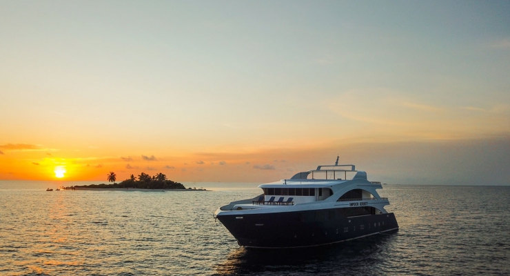 Hot: Malediven Liveaboards! Boek nu voor 2020 bij Diving World