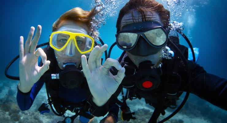 Nieuwe website Diving World is online