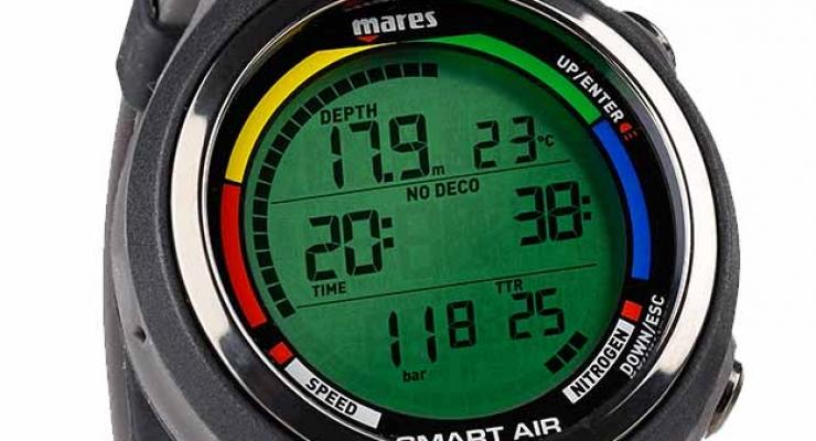Mares Smart Air - de Smart maar dan nog slimmer