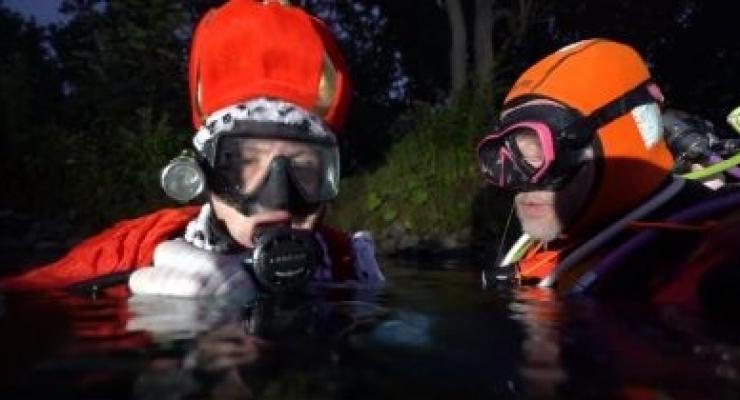 Patrick Van Hoeserlande - Kortfilm: De koning duikt