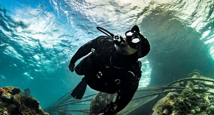 Ongekend en baanbrekend - De Scubapro Galileo HUD duikcomputer