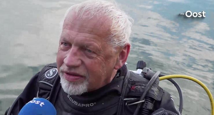 Harry Brummelhuis - Exoten in het Grasbroek op TV Oost