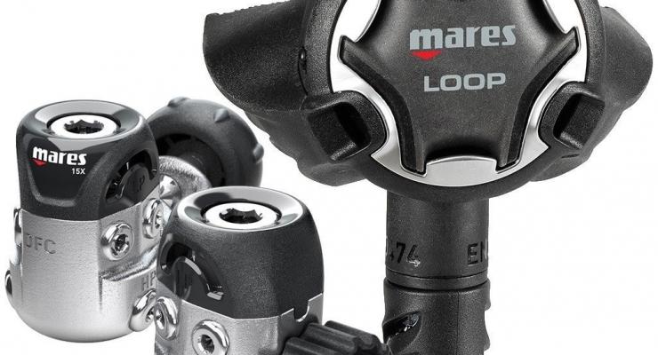 Test: Mares Loop X15 ademautomaat