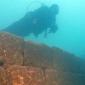 Drieduizend jaar oud fort ontdekt in Turks meer