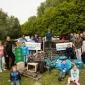 Project Baseline organiseert schoonmaakduik in Nionplas